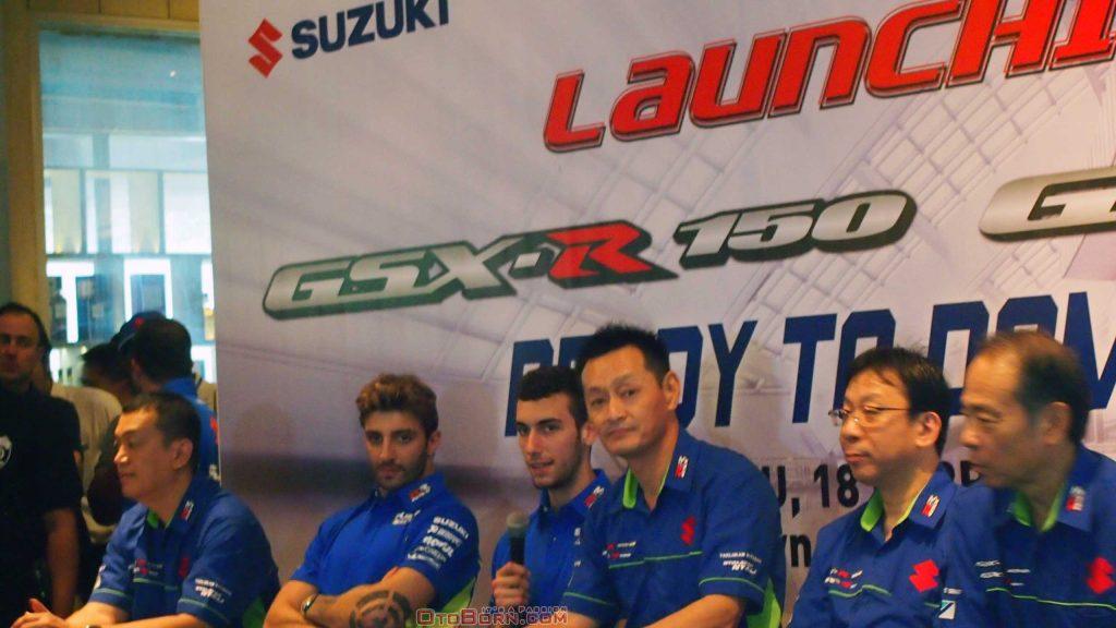 Iannone dan Rins Bakal Nemenin Kamu Geber di Sentul Ramaikan Suzuki Bike Meet Nasional | 0*to*Born